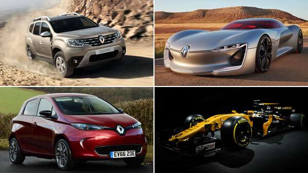 Auto Expo Renaults Crazy Car Lineup For Indias Auto Show - Upcoming auto shows