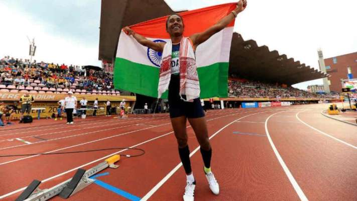 hima das asian games