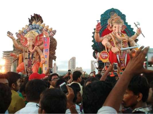 Ganpati visarjan video download