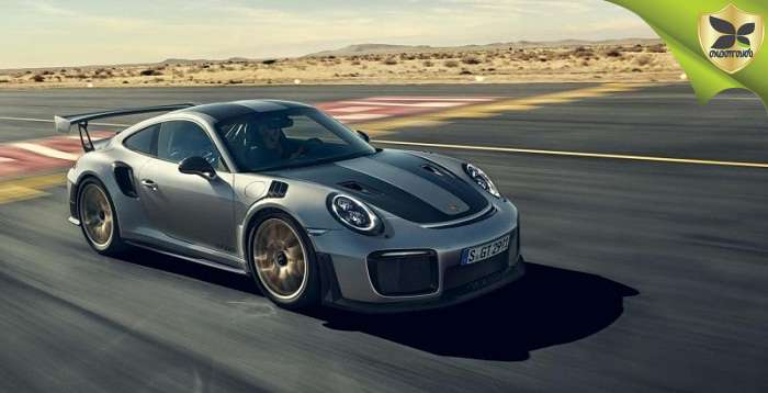porsche 911 gt2 rs launched in india at rs 3 88 crores mowval auto rh m dailyhunt in