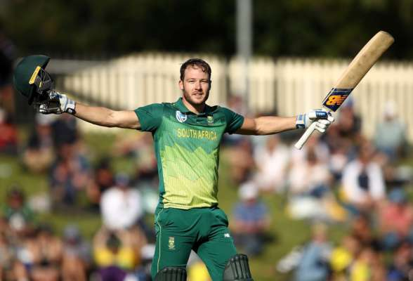 Australia Vs South Africa  Twitter Reacts As Faf Miller Powers Proteas To Above Par Score