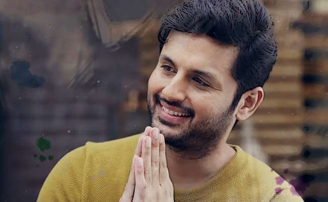 Young Stars Wish Nithin A Great Success Great Andhra English Dailyhunt