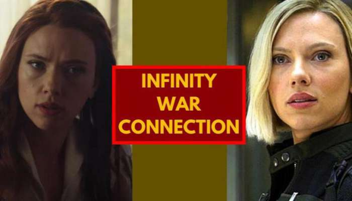 Guess What Black Widow Teaser Trailer Has A Connection With