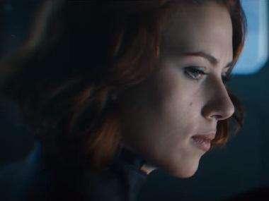 Black Widow Teaser Scarlett Johansson Returns As Natasha