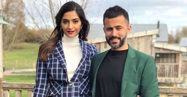 Anand Ahuja shares a cute post as he misses Sonam
