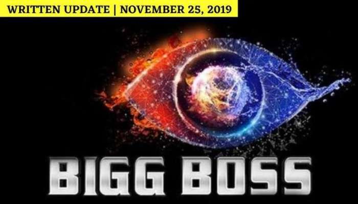 Bigg Boss 13 November 25 Written Update Love Is In The