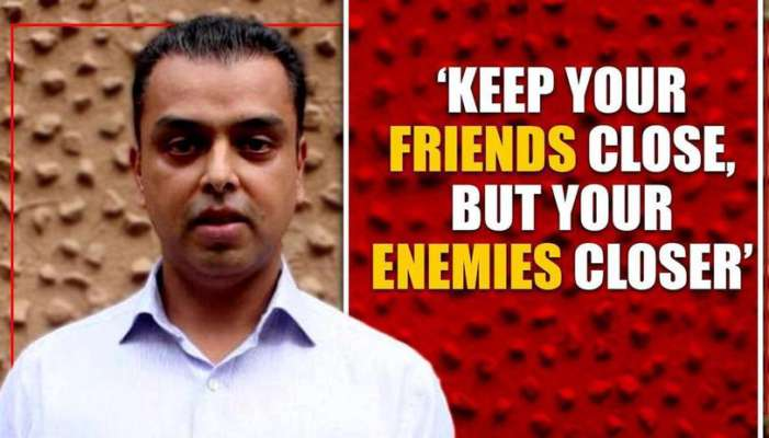 Milind Deora Quotes 'The Godfather' While Commenting On