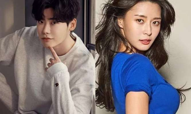 Lee Jong Suk dating former Hello Venus member Kwon Nara