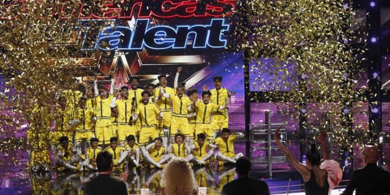 V Unbeatable Group Wows Fans On America S Got Talent Orissa