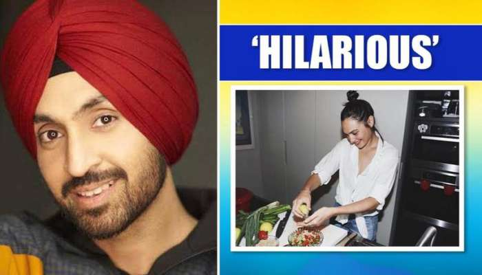 Diljit Dosanjh Comments On Gal Gadot's Picture: Keep Gobi