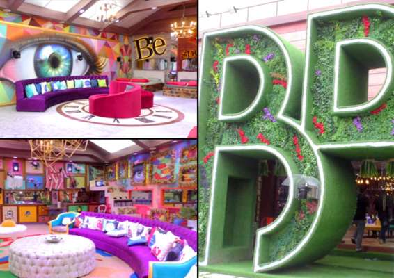 Bigg Boss 13 House Filled With A Lot Of Drama And Vibrant