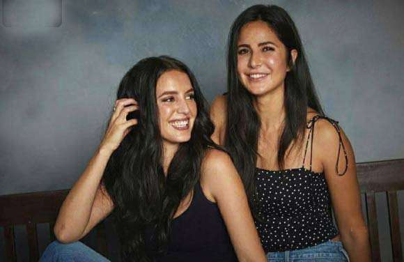 Sister Isabel Kaif competes with Katrina in magnificence ...