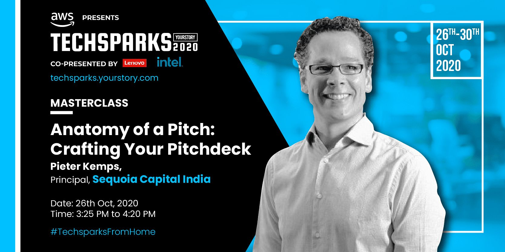 TechSparks 12] The art and science of creating a perfect startup ...