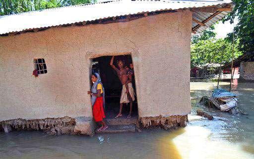 Bihar: 304 people died in floods in eighteen districts