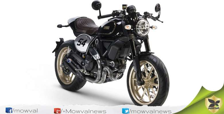 Ducati Launches Scrambler Cafe Racer With Price Of Rs 9 32 Lakh