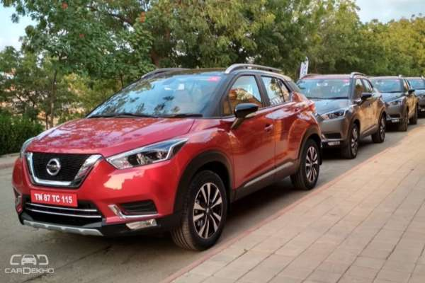 Nissan Kicks Suv In Pictures Exterior Interior Features Revealed