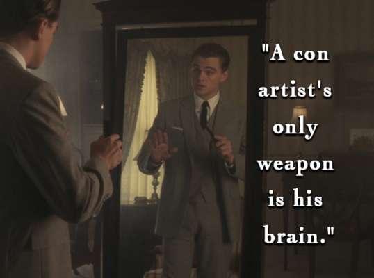 Inspiring Quotes From Leonardo Dicaprio S Magnum Opus Catch Me If