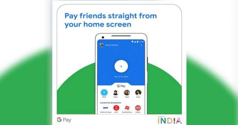 google to re-launch payments app 'google tez' with new name and