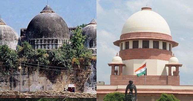 Image result for अयोध्याटकरावको लेकर सुप्रीमन्यायालयमें आज होगी सुनवाई