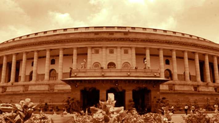Image result for संसद के दोनों सदनों
