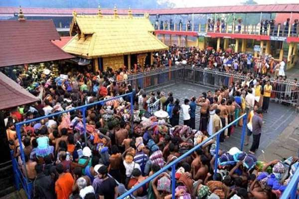 Image result for sabarimala 370 caa