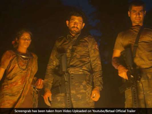 Betaal Official Trailer Out: 'Evil Is Eternal' In This Sharukh ...