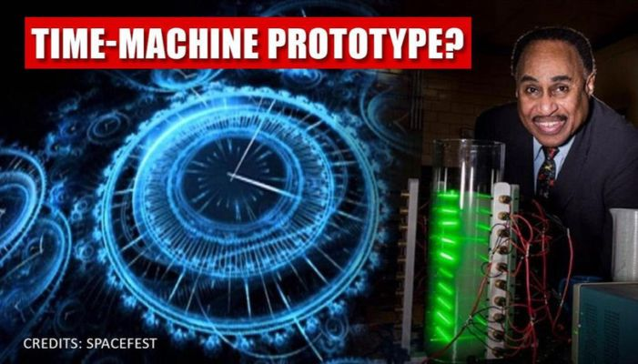 US Astrophysicist Builds 'prototype' Time-machine, Says 'Can't Travel Back  To Kill Hitler' - Republic TV English | DailyHunt