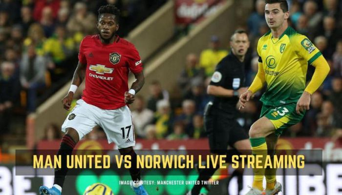 Manchester United Vs Norwich City Live Streaming Details Team News And Match Preview Republic Tv English Dailyhunt