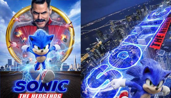 Sonic The Hedgehog Try To Keep Up Official Trailer Poster Unveiled Bollyy Dailyhunt