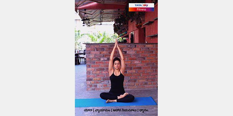 Tata Sky Fitness Debuts In Telugu Tvnews4u Dailyhunt