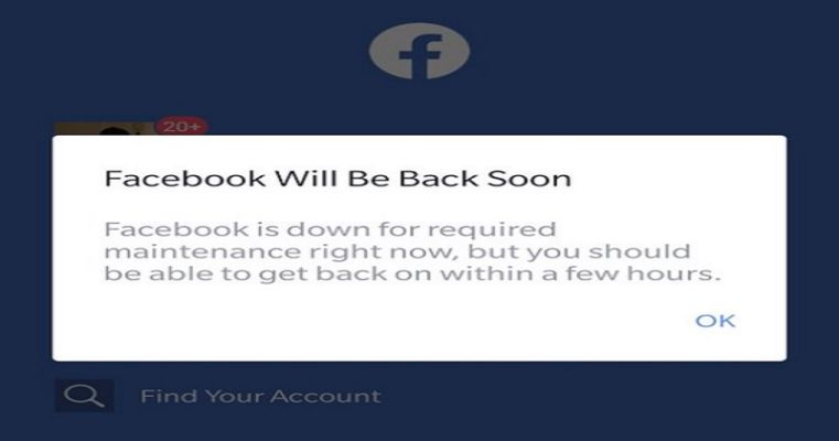 Facebook And Instagram Down Again East Coast Daily Eng Dailyhunt