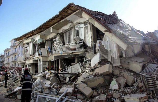 तुर्की भूकंप में मृतकों की संख्या बढ़कर 38 हुई, 45 लोगों को सुरक्षित निकाला  - Sanjeevnitoday   DailyHunt
