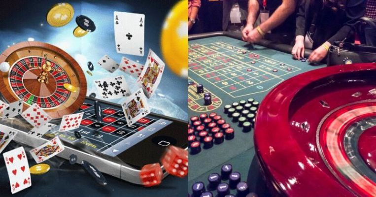 The Benefits Of Online Casinos Over Land-Based Ones - Entertales.com    DailyHunt