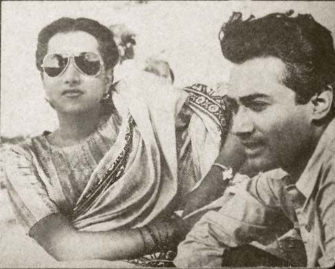 The Divine But Doomed Love Story of Dev Anand And Suraiya - Bollyy |  DailyHunt