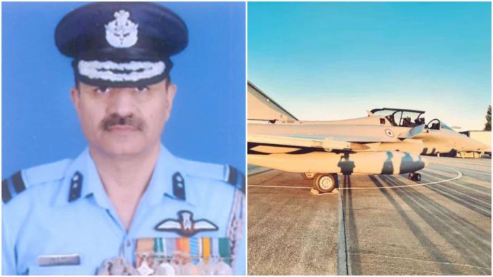 Kashmir's Hilal Ahmad Rather, first pilot to fly Rafale Fighter ...