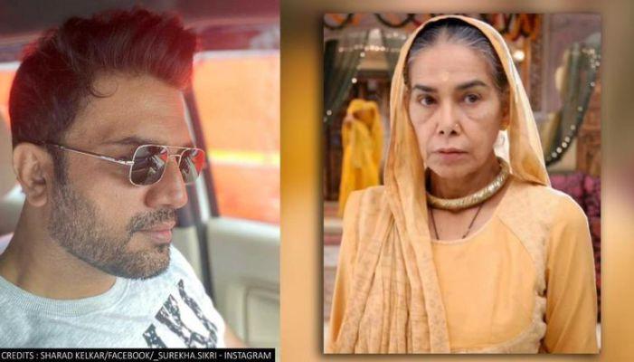 Sharad Kelkar Calls Surekha Sikri 'establishment Of Appearing'; Says 'she Handled Me Like Son'