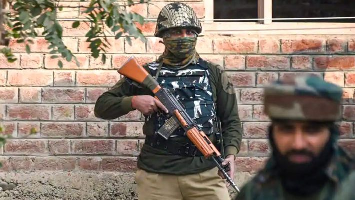 JK: Security forces foil plot to attack temple, 3 terrorists arrested - 6  grenades seized - Ampinity News | DailyHunt