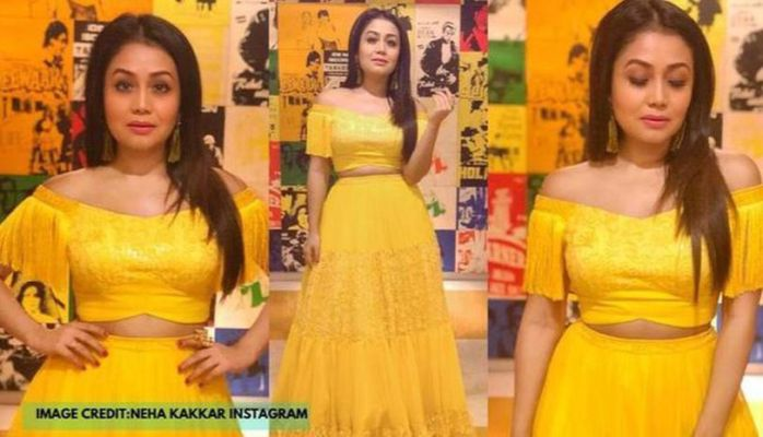 Neha Kakkar Stuns In Voguish Crop Tops Skirts See Pictures Republic Tv English Dailyhunt