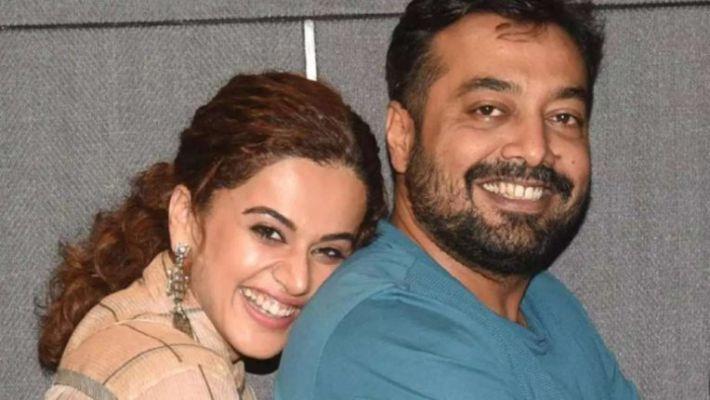 Bollywood actor on income tax radar, raids Tapsi Pannu-Anurag Kashyap's house
