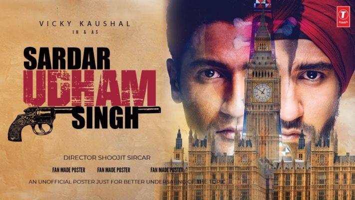 Sardar Udham 2021 banner HDMoviesFair