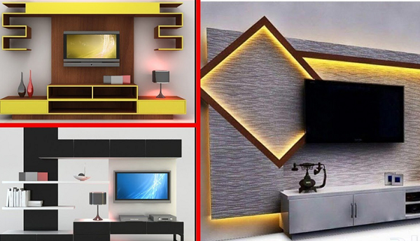 Give Your Tv Panel An Attractive Look With These 5 Ways News Crab Dailyhunt