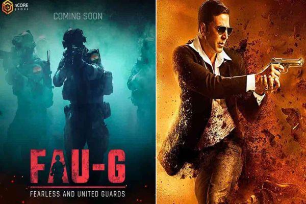 FAU-G એક્શન ગેમનું અક્ષય કુમારે સૂચવ્યું હતું નામ, ભારતમાં આ દિવસે લોન્ચ થવાની કંપનીએ કરી જાહેરાત