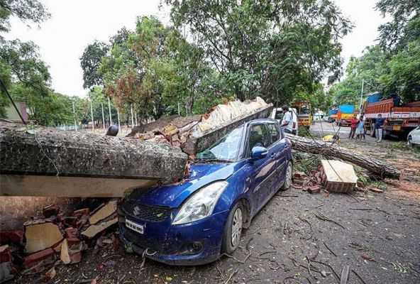 Amfan storm caused havoc, now this state is most threatened, alert ...