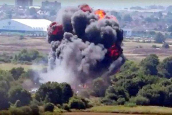 મોટા સમાચારઃ યુક્રેનમાં વાયુસેનાનું વિમાન ધડાકાભેર તૂટી પડ્યુ, 25 લોકોના મોત