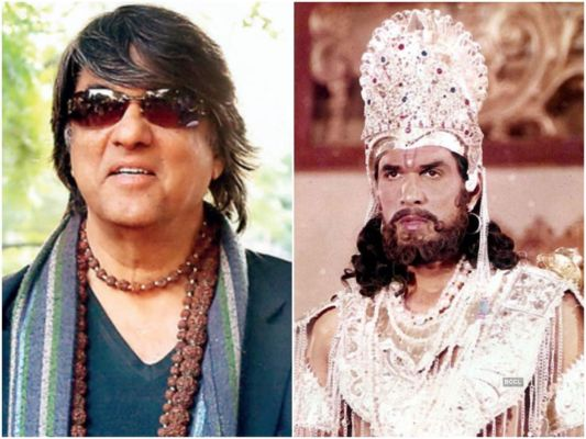 Cooler Behind Bhishma Pitamah In A Scene Of Mahabharat Mukesh Khanna Reacted After The Ruckus News Crab Dailyhunt