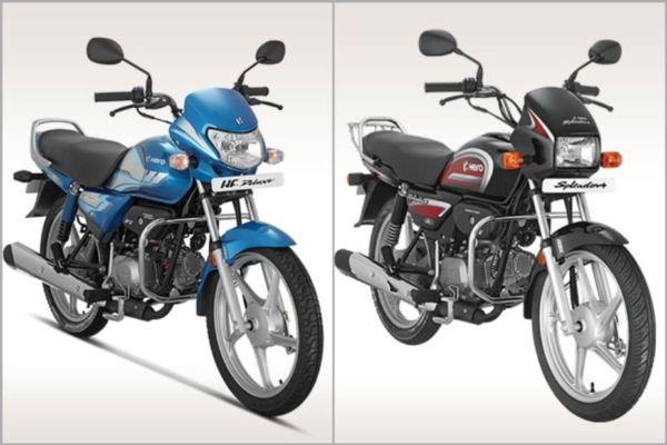 Hero Hf Deluxe Bs6 Vs Hero Splendor Plus Bs6 Family Feud Bike