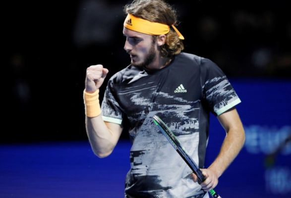 Stefanos Tsitsipas Says He Hasn T Been Able To Prove Himself At Grand Slams Essentiallysports Dailyhunt