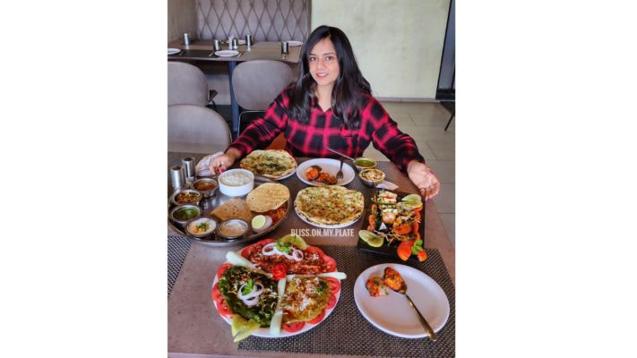 Eating Food is Bliss to the Body, Preparing it is Bliss to the soul ; says Shruti Bhalke