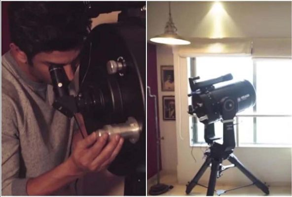 Sushant Singh Rajput himself decorated his dream home! Click here ...