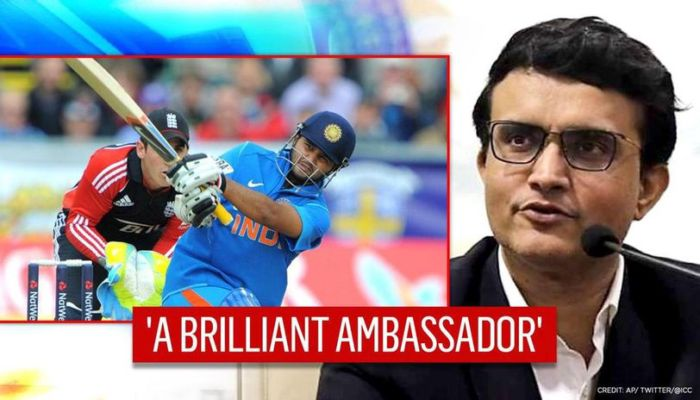 Sourav Ganguly Lauds Parthiv Patel For Being A Brilliant Ambassador For Indian Cricket Republic Tv English Dailyhunt
